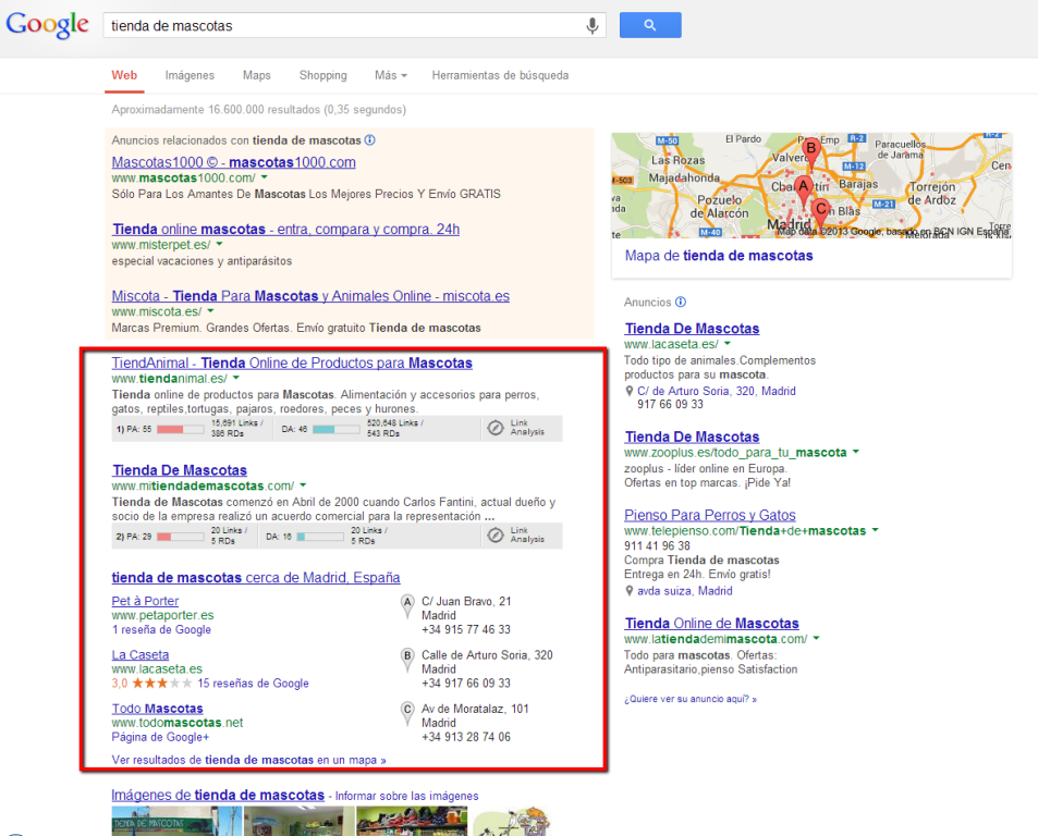 seo optimizar